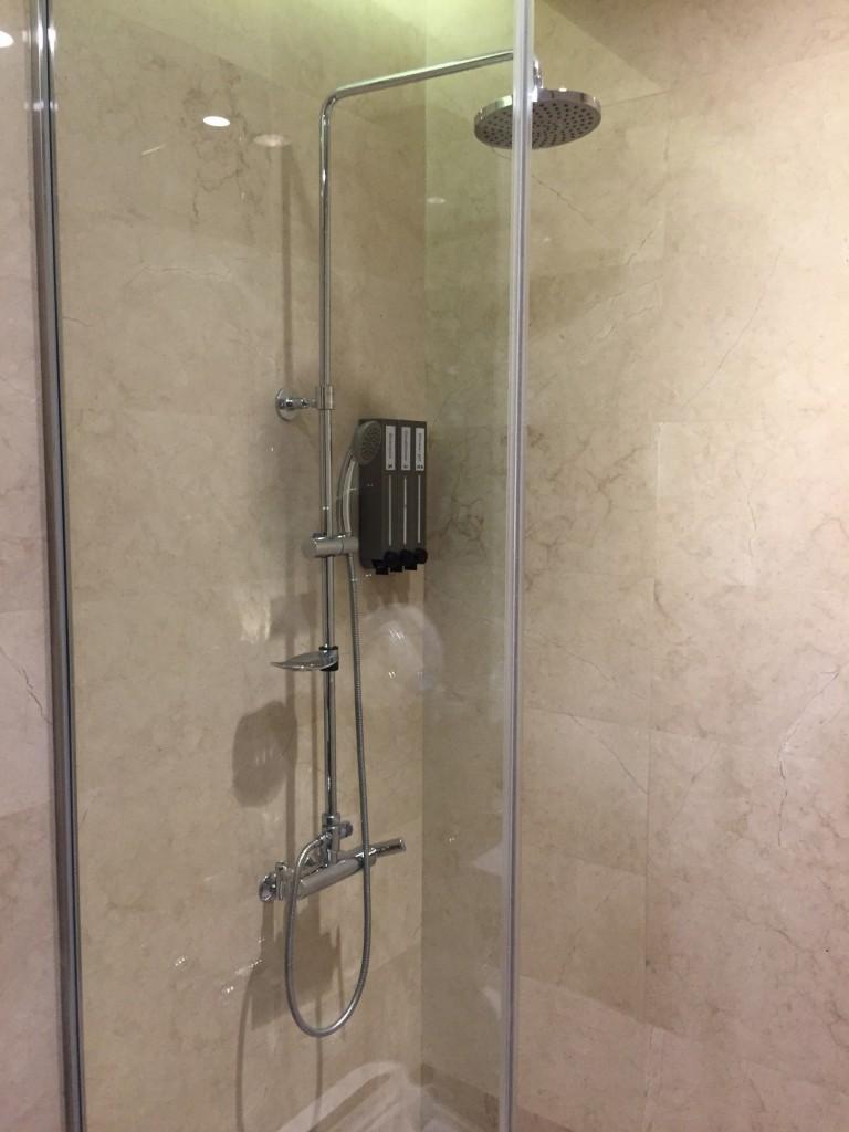 アシアナビジネスラウンジ シャワールーム