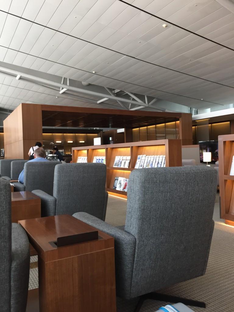仁川国際空港 アシアナラウンジ