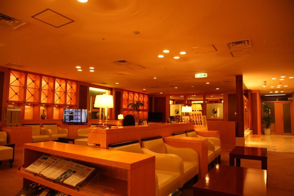 関西国際空港 大韓航空ラウンジ 雰囲気2