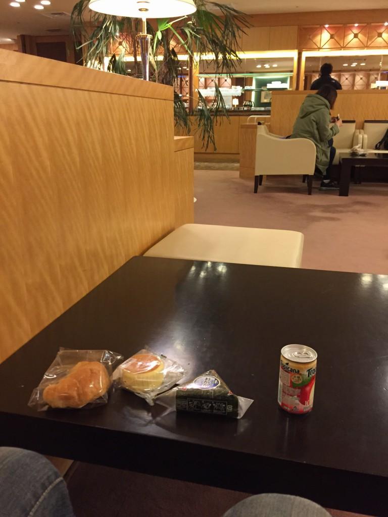 関西国際空港 大韓航空ラウンジ