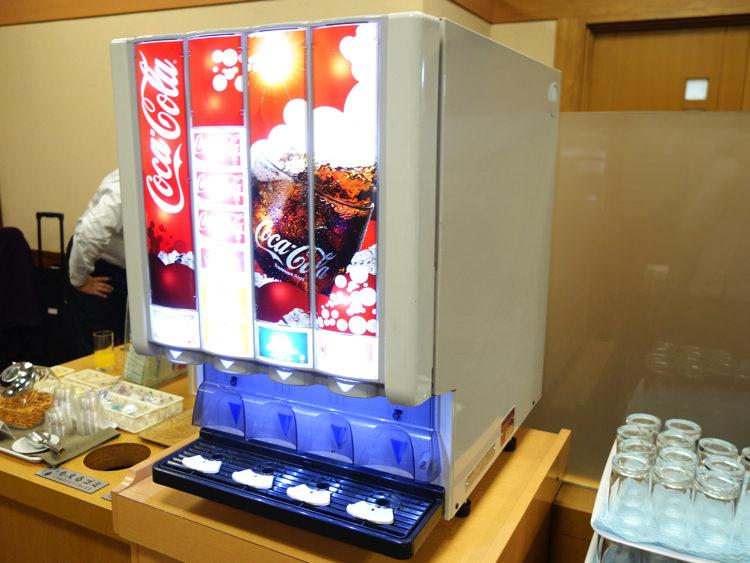 成田空港 第2ターミナル IASS Executive Lounge 2
