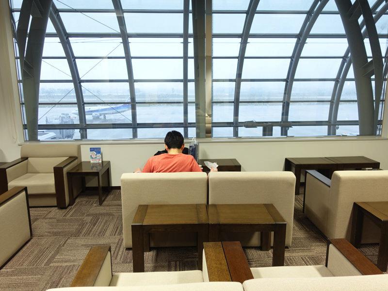 仙台空港 ビジネスラウンジ EAST SIDE