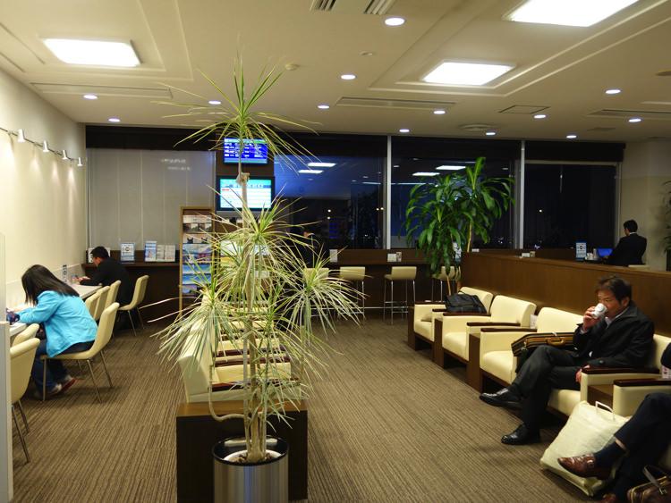 高松空港 ラウンジ讃岐