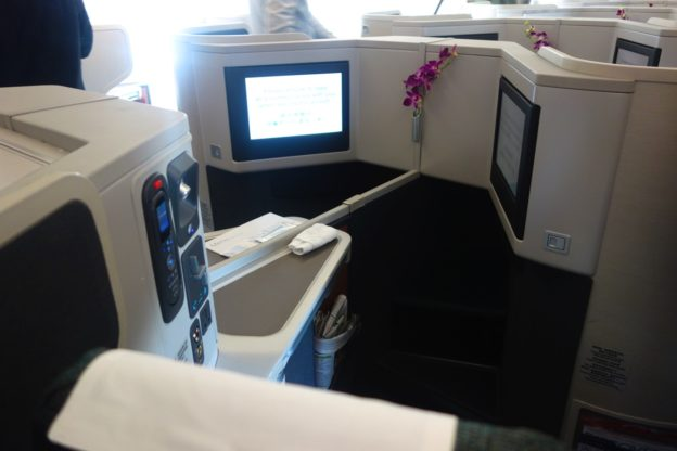 キャセイパシフィック航空 (CX466便)  香港-台北 A330-300 (333/ 33G)