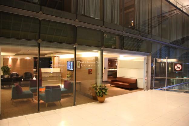 スワンナプーム国際空港 国際線ターミナル3階コンコースA LOUIS' TAVERN CIP FIRST CLASS LOUNGES