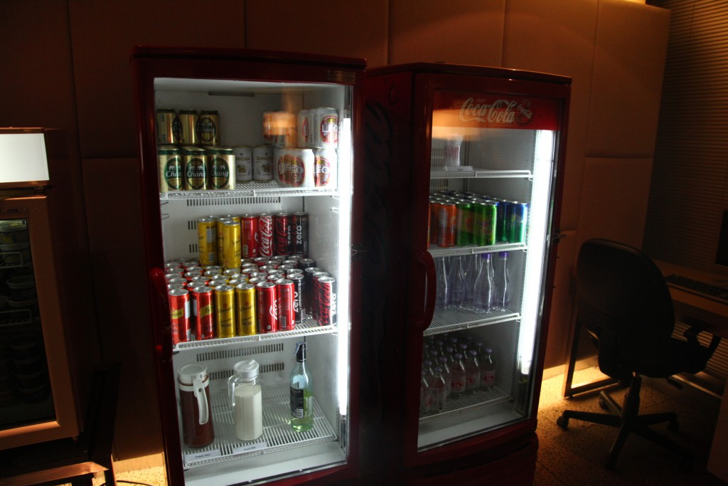 CIP Lounge Concource A 飲み物