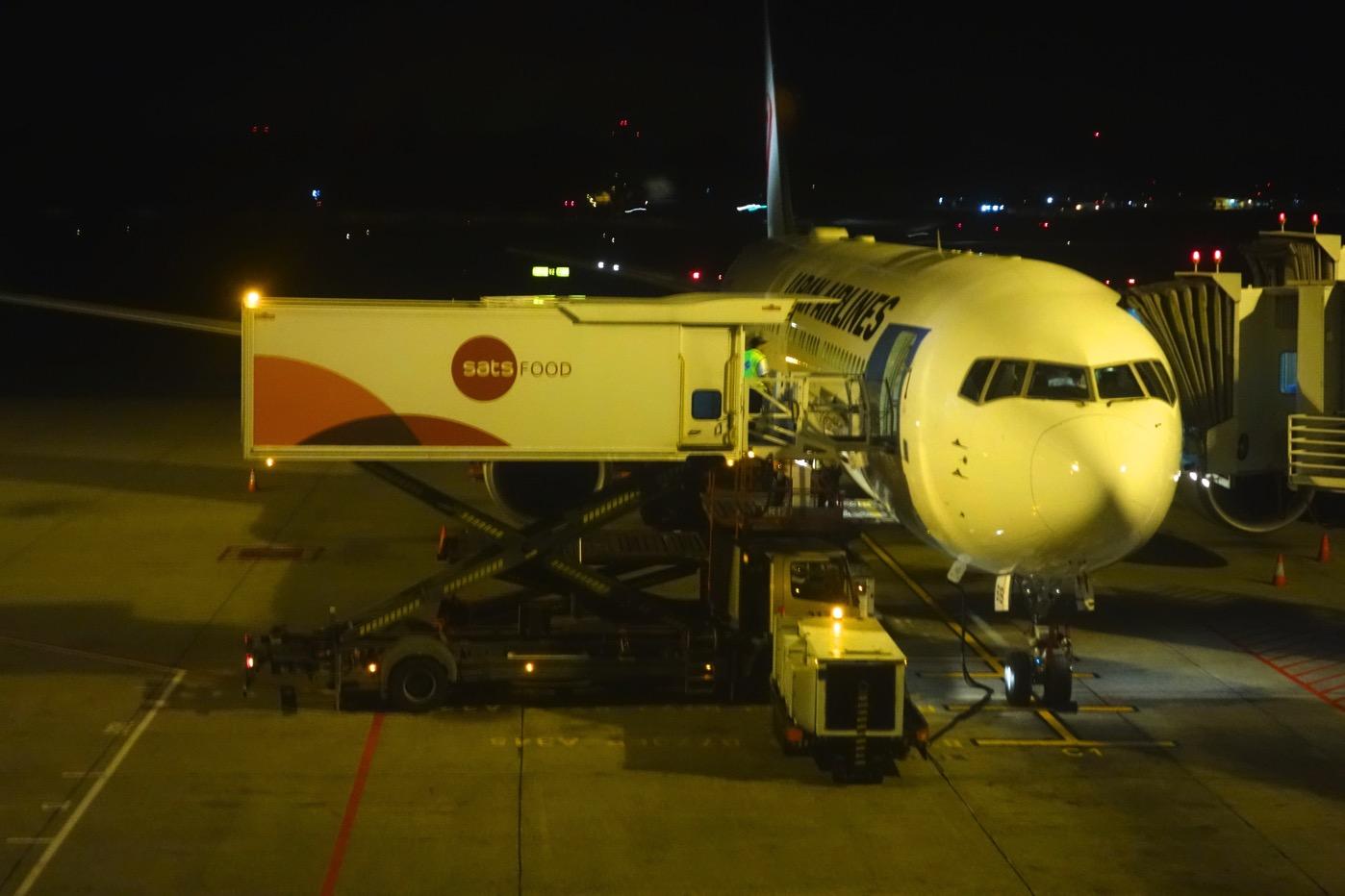 767-300 (JAL SKY SUITE Ⅱ)