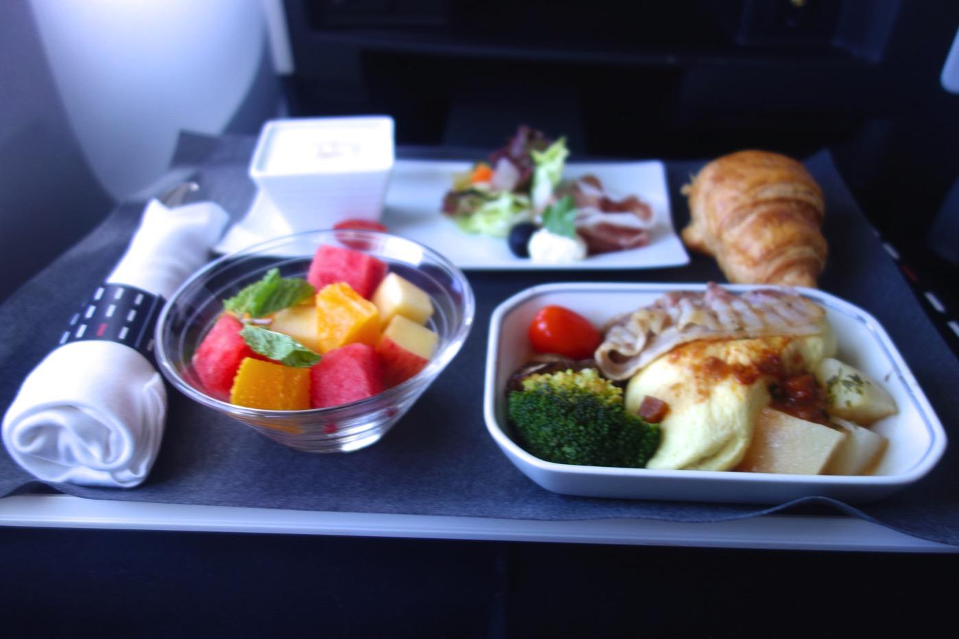 JAL 和食