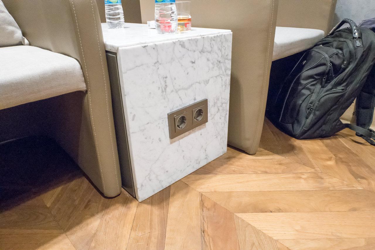 アタテュルク国際空港 Comfort Lounge
