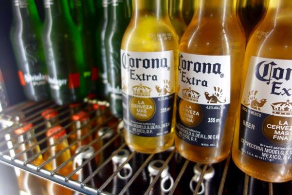 ニュージーランド航空 ビール