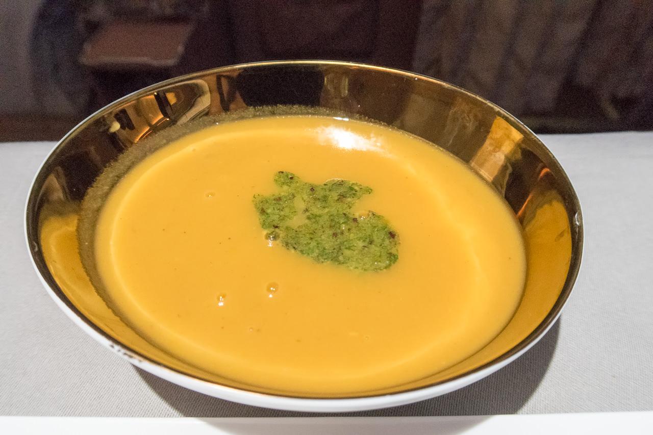 ターキッシュエアラインズ_スープ