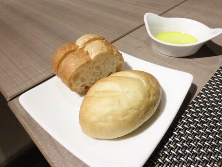 南紀白浜マリオットホテル 夕食のパン